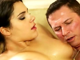 Beauty, Big Tits, Brunette, Brutal, Cowgirl, Cute, Hardcore, Horny, Italian, Massage,