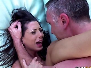 Anal Sex, Ass, Big Clit, Blowjob, Bold, Brunette, Couple, Cowgirl, Doggystyle, Experienced,