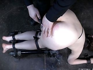 BDSM, Boots, Clamp, Fetish, Slap, Spanking, Torture,