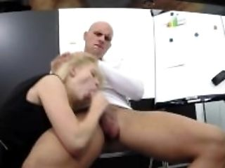 Blonde, Blowjob, Cumshot, Cute, Dick, Doggystyle, Felching, HD, Hidden Cam, Makeup,