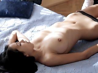 Bedroom, Brunette, Couple, Cute, Hardcore, Innocent, Licking, Romantic, Shy, Skinny,