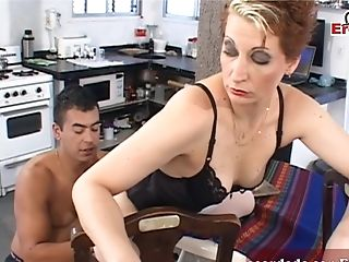 Anal Sex, Femdom, Mature, Spanish, Submissive, Wife,