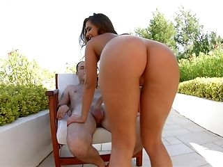 Amirah Adara, Anal Sex, Ass, Babe, Beauty, Big Cock, Boots, European, From Behind, Hungarian,