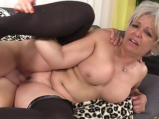 Blowjob, Dick, Granny, Hardcore, Kelly Leigh, Mature, Rough,