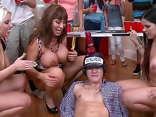 Ava Devine, Big Tits, Boy, Britney Amber, Brunette, College, Cuban, Diamond Kitty, Group Sex, Hardcore,