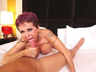 Big Tits, Dick, European, GILF, Mature, Squirting, Young,