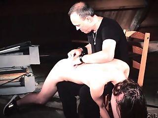 BDSM, Fishnet, Punishment,