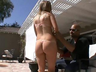Amazing, Blonde, Caning, Facial, Interracial, Pornstar, Shane Diesel,