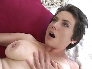 Amateur, Mature, Short Haired,