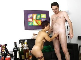 Ballbusting, Blowjob, Doggystyle, HD, Midget, Spanish,
