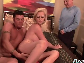 Blowjob, Camryn Cross, Facial, Hardcore, Husband, Wife,