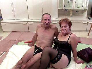 69, Amateur, Casting, German, Granny, Hardcore, HD,