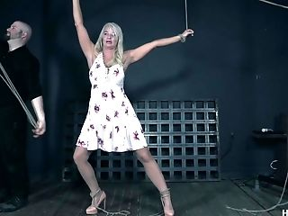 Abuse, BDSM, Blonde, Bondage, Fetish, MILF, Torture,