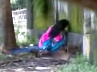 Couple, Hidden Cam, Indian, Park, Public,