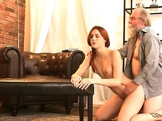 Babe, Bold, Dick, Hardcore, Old, Old And Young, Pretty, Pussy, Redhead, Riding,