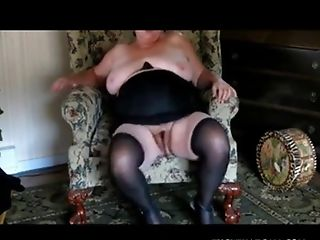 Beauty, Granny, Jerking, Mature, Panties, Striptease,