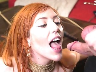 Ass Fucking, BDSM, Bondage, Fetish, Hardcore, MILF, Redhead, Submissive,