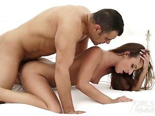 Amirah Adara, Bathroom, Beauty, Blowjob, Bold, Boobless, Brunette, Cowgirl, Cum Swallowing, Girlfriend,