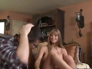 Best Friend, Big Ass, Big Tits, Blonde, Darla Crane, Facial, HD, MILF, Son,