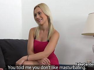 Chica, Casting, Facial, Intenso, Vagina, Realidad,