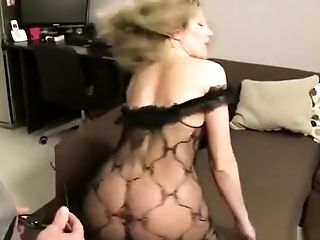 Amateur, Anal Sex, Ass, Big Tits, Couple, Lingerie, Stockings, Vittoria Risi,