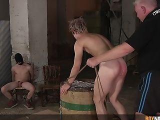 BDSM, Blowjob, Bondage, Fetish, Helpless, Maledom, Pain, Rough, Screaming, Torture,