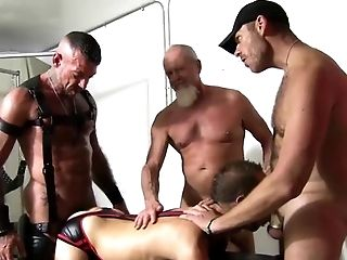 Bareback, Big Ass, Blowjob, Brunette, Caucasian, Drooling, Ethnic, Foursome, Fucking, Group Sex,