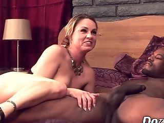 Amanda Blow, Big Black Cock, Couple, Hardcore, Husband, Interracial, MILF, Pornstar,