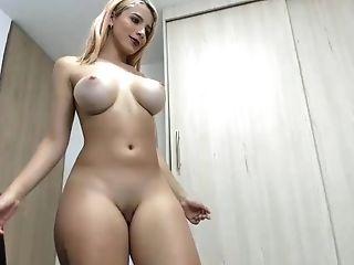 Amateur, Big Ass, Big Tits, Blonde, Sex Toys, Webcam,