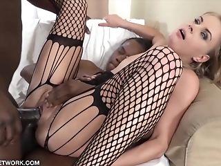 Black, Blonde, Brunette, Double Penetration, Group Sex, Hardcore, Interracial,