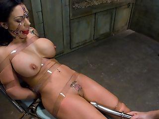 BDSM, Fetish, Lesbian, Maitresse Madeline, Mason Moore, Pornstar,
