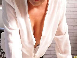 Amateur, Beauty, Big Tits, Cute, MILF, Office, Sexy, Short Haired, Softcore, Solo,