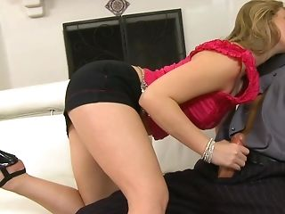 Ass, Babe, Blonde, Dick, Friend, From Behind, Hardcore, Husband, MILF, Riding,