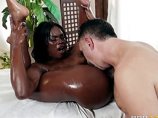 Ass, Ass Licking, Big Cock, Black, Blowjob, Couple, Cowgirl, Flexible, Hardcore, Interracial,