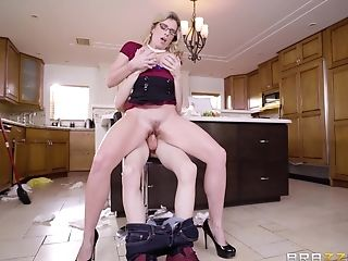 Big Tits, Blowjob, Bra, Cory Chase, Couple, Cowgirl, Cumshot, Cute, Dick, Doggystyle,