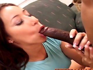 Babe, Big Black Cock, Big Cock, Black, Cute, HD, Interracial, Sexy,
