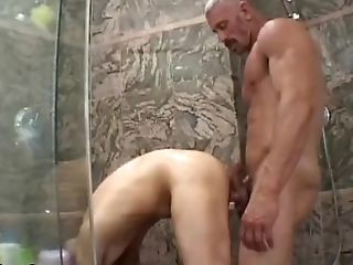 Blowjob, Daddies, Dick, Felching, Old, Old And Young, Sexy, Shower, Twink,