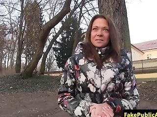Babe, European, Fucking, Handjob, HD, Outdoor, POV, Reality, Stranger, Teen,