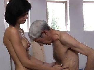 Anal Sex, Bold, Old, Old And Young, Riding,