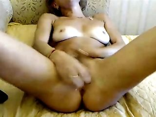 Ass, Ass Fucking, Blonde, Boobless, Dildo, Moaning, Pussy, Screaming, Sex Toys, Small Tits,