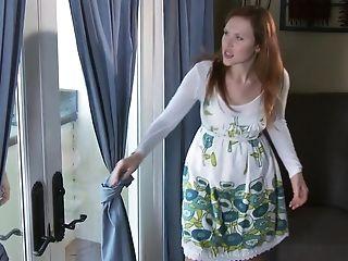 Bedroom, Big Tits, Blonde, Condom, Cute, Dildo, Horny, Sex Toys, Story, Tristyn Kennedy,