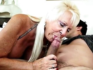 Big Tits, Blonde, Blowjob, Cute, Deepthroat, Dick, Granny, Horny, Mature, Slut,