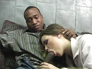 Ass, Big Black Cock, Big Cock, Couple, Cum In Mouth, Cum Swallowing, Cumshot, Hardcore, Interracial, Katie Thomas,